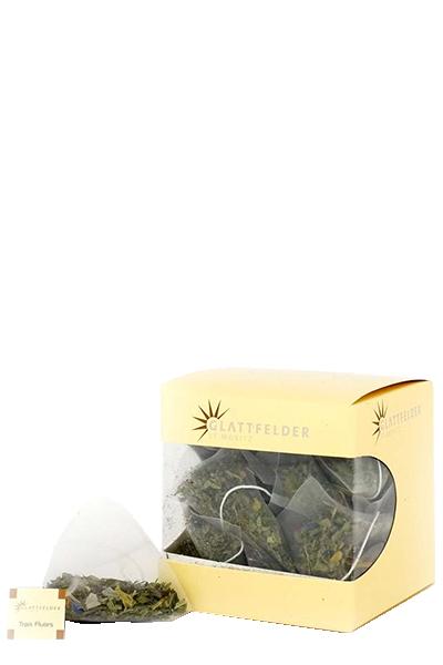 Pyramiden Trais Fluors Bio Tee