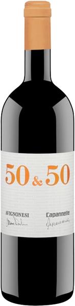 50&50 2015 Avignonesi & Capannelle
