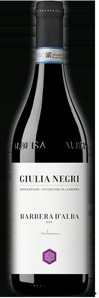 Barbera d'Alba 2019 Giulia Negri