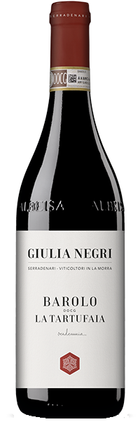 Barolo La Tartufaia 2017 Giulia Negri