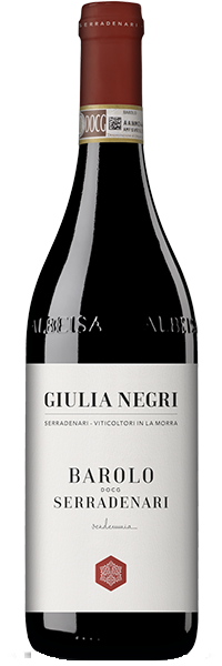 Barolo Serradenari 2017 Giulia Negri
