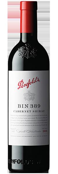 BIN 389 Shiraz Cabernet-Sauvignon 2018 Penfolds