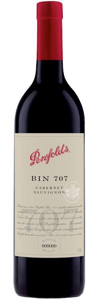 BIN 707 Cabernet-Sauvignon 2016 Penfolds