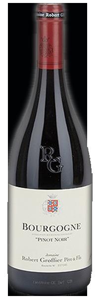 Bourgogne Rouge 2018 Domaine Groffier