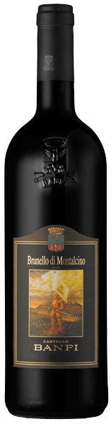 Brunello di Montalcino 2015 Castello Banfi