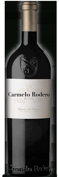 Carmelo Rodero Riserva 2017 Bodegas Rodero