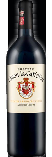 Château Canon-La Gaffelière 2018