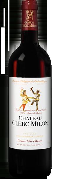 Château Clerc Milon 2018