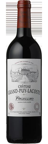 Château Grand-Puy-Lacoste 2016