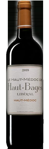 Château Haut-Bages-Libéral 2018