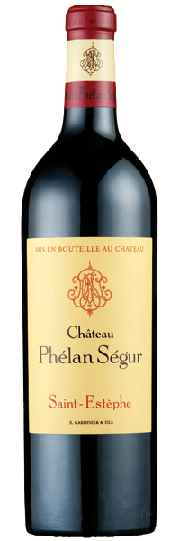 Château Phélan-Ségur 2015