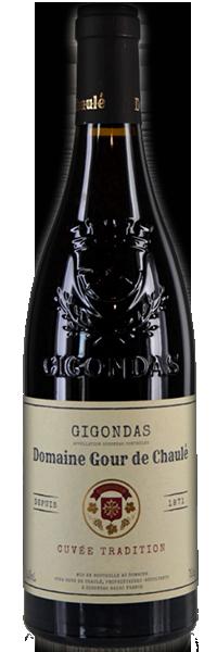 Gigondas 2018 Chapoutier