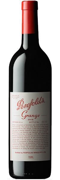 Grange Shiraz 2010 Penfolds
