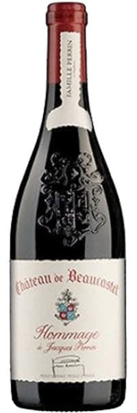 Hommage Jacques Perrin 2018 Château Beaucastel