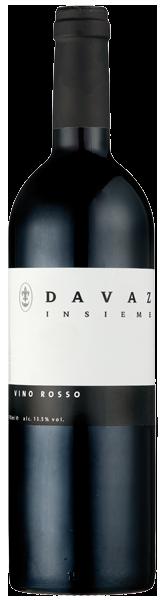 Insieme Vino Rosso 2018 Andrea & Johannes Davaz
