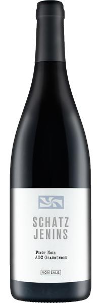 Jeninser Pinot Noir Schatz 2018 von Salis