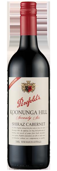 Koonunga Hill seventy six 2017 Penfolds