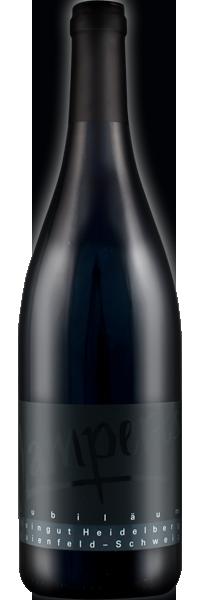 Maienfelder Pinot Noir Jubiläum 2015 Heidelberg