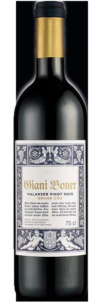 Malanser Grand Cru Pinot Noir 2015 Giani Boner