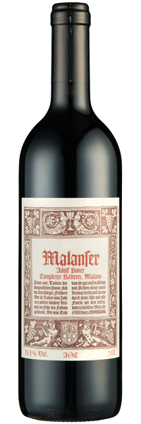 Malanser Pinot Noir 2014 Giani Boner
