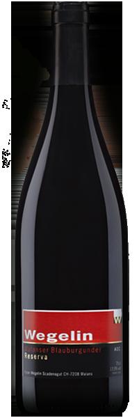 Malanser Pinot Noir Reserva 2018 Peter Wegelin