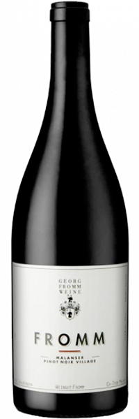 Malanser Pinot Noir Village 2019 Georg Fromm