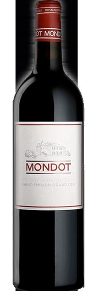 Mondot by Troplong Mondot 2015