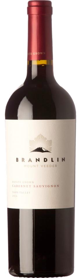 Mount Veeder Cabernet Sauvignon 2014 Brandlin