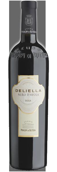 Nero d'Avola Deliella 2015 Principi di Butera