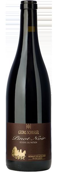 Pinot Noir Réserve du Patron 2017 Georg Schlegel