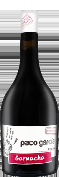 Rioja Garnacha 2017 Paco Garcia