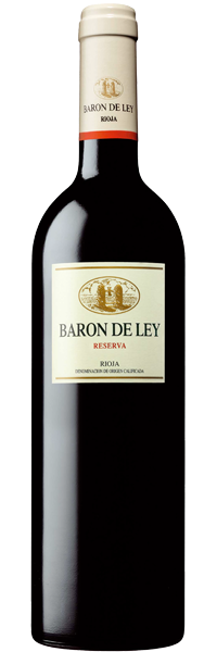 Rioja Reserva Baron de Ley