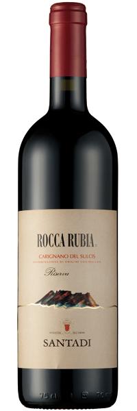 Rocca Rubia 2015 Santadi