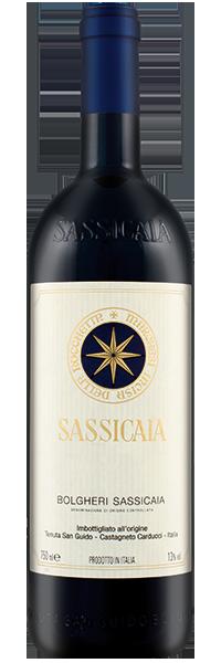 Sassicaia 2018 Tenuta San Guido