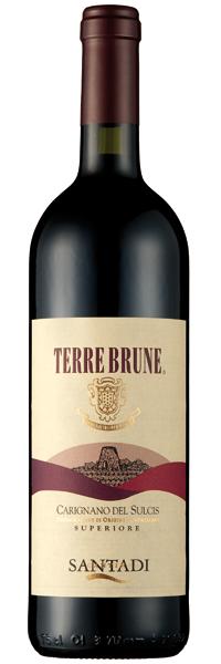 Terre Brune 2015 Santadi