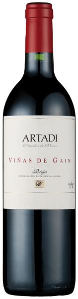 Viñas de Gain 2015 Bodegas y Viñedos Artadi