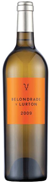 Blanco Barrica 2019 Lurton y Belondrade