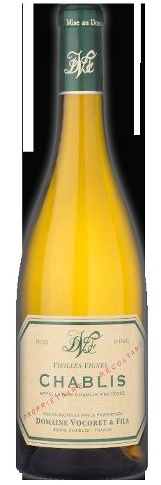 Chablis Vieilles Vignes 2018 Domaine Vocoret