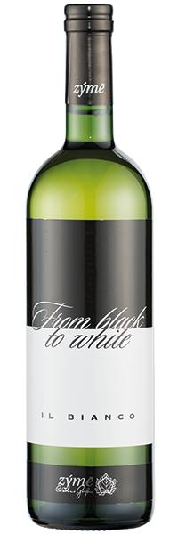 From Black to White... 2018 Azienda Agricola Zymé