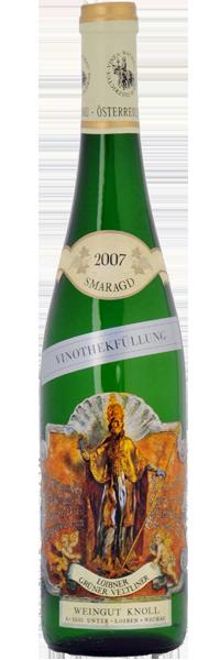 Grüner Veltliner Smaragd 'Vinothek' 2017 Knoll