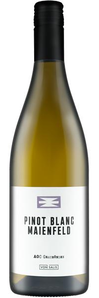 Maienfelder Pinot Blanc 2018 von Salis