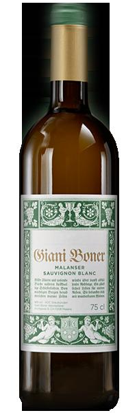 Malanser Sauvignon Blanc 2019 Giani Boner