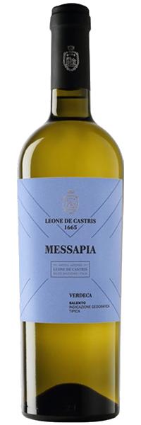 Messapia Verdeca Bianco 2019 Leone de Castris