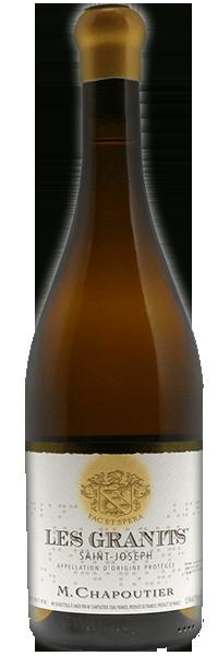 Saint-Joseph Les Granits blanc 2017 Chapoutier