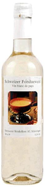 Schweizer Fonduewein