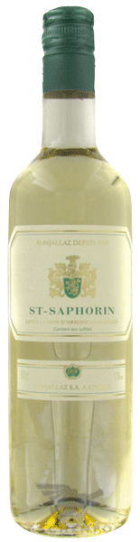 St. Saphorin, Patrick Fonjallaz