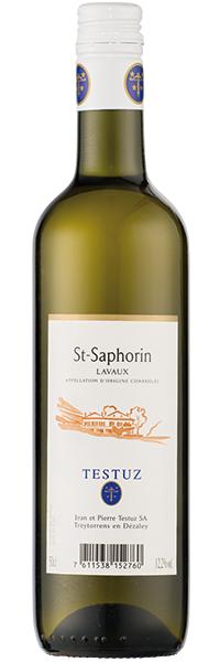 St. Saphorin, Testuz
