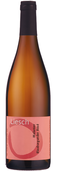 Malanser Pinot Noir Rosé 2019 Liesch