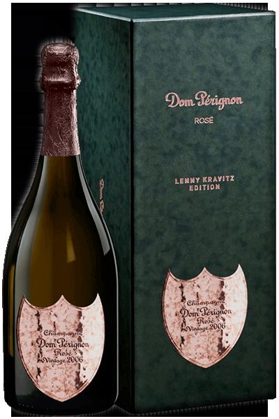 Dom Pérignon Rosé Millésimé 2006 Lenny Kravitz