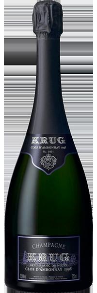 Krug Clos d'Ambonnay 1998
